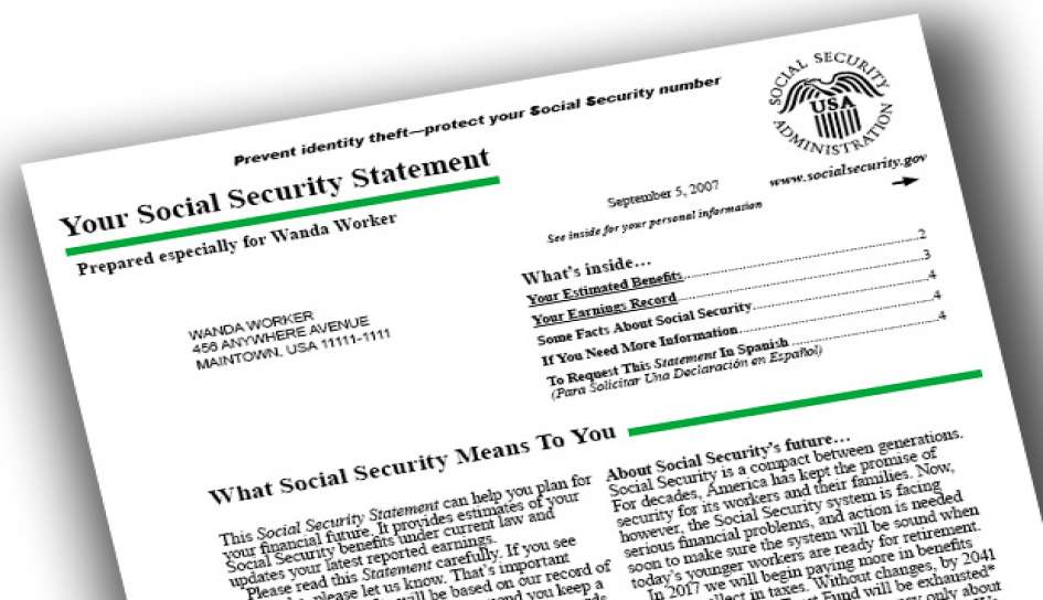 Social Security – Still Requires Proper Planning