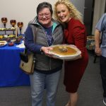 retirement, Estate Planning, Retirement planning, Eckell Sparks, Kelly Dolan Memorial Fund, charity, thanksgiving, clients, client mixer, work holiday party, healthcare, amada, cpa, pies